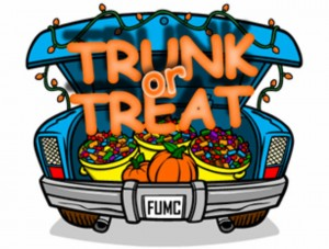 Trunk-or-treat! @ Indian Prairie Elementary