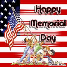 Memorial Day-No School @ Indian Prairie Elementary