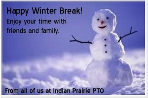 Winter Break @ Indian Prairie Elementary