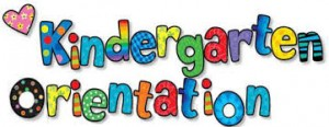 Kindergarten & PEEP Orientation @ Indian Prairie Elementary